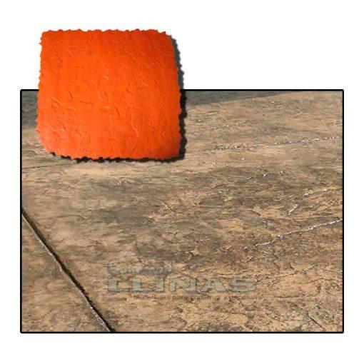 Ejemplo Molde hormigón impreso Manta Piedra Tairona
