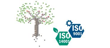 Normativas ISO que cumple Hisbalit
