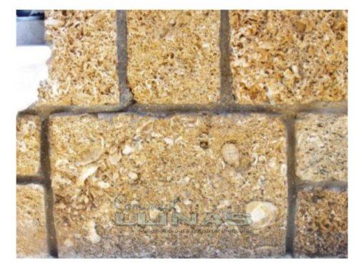 Piedra Ostionera cortada-desconcertada