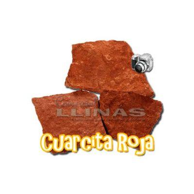Piedra natural irregular Rústica Cuarcita Roja
