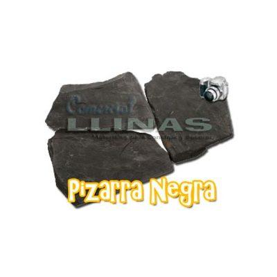 Piedra natural irregular Pizarra negra
