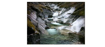 Piscinas biológicas y naturales del Valle del Jerte