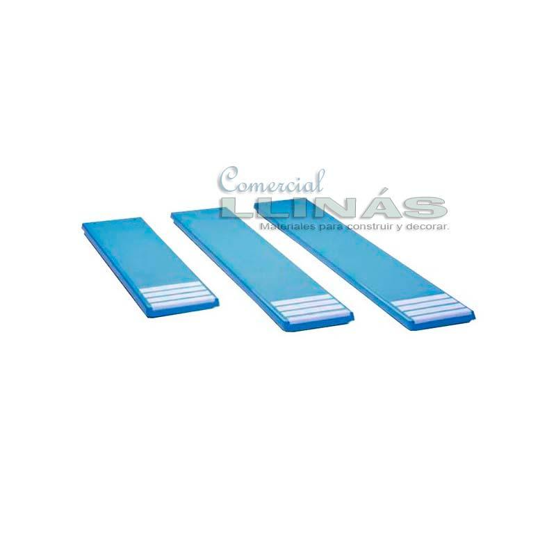 Plataforma trampol n piscina comercial llin s for Trampolin para piscina