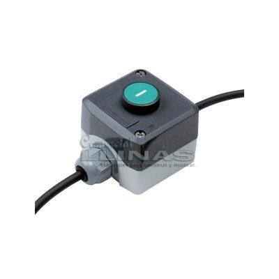 Pulsador Colorplus LumiPlus RGB ECO