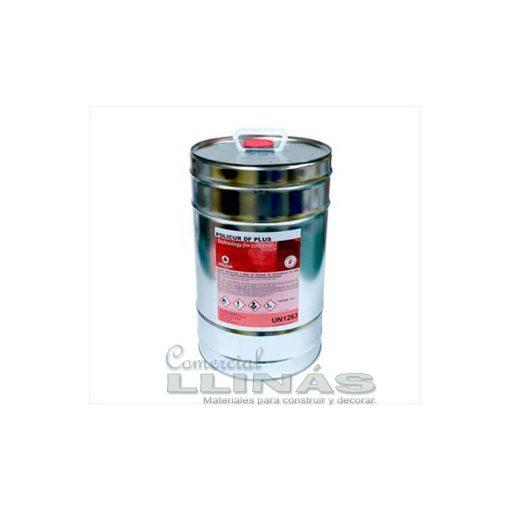 Resina hormigón impreso Policur I 25 L base agua