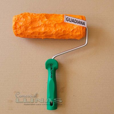 Rodillo texturizado reparación Guadiana