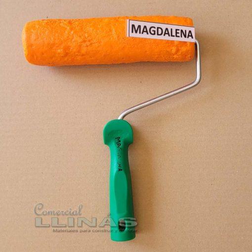 Rodillo texturizado reparación Magdalena