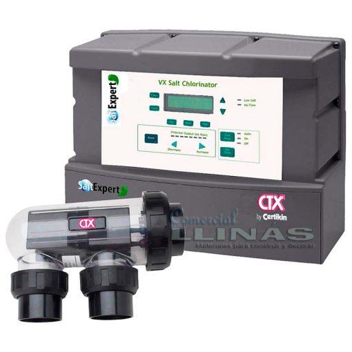 Clorador salino Salt Expert CTX Certikin