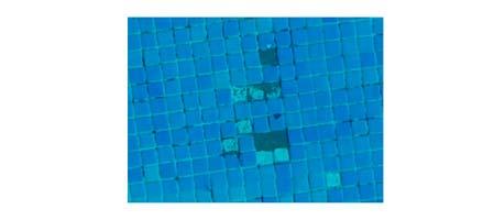 Se cae el Gresite de su piscina