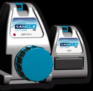 Sistema Samcla para automatización de riego, piscinas