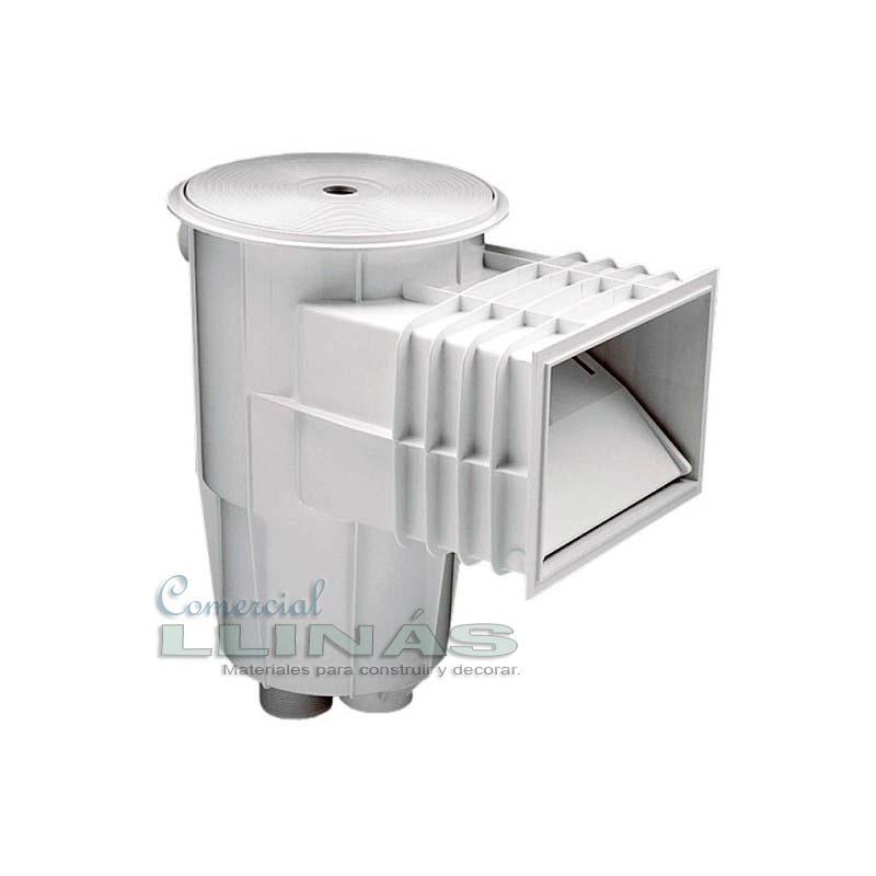 Skimmer boca standard tapa circular astralpool comercial for Tapa depuradora piscina