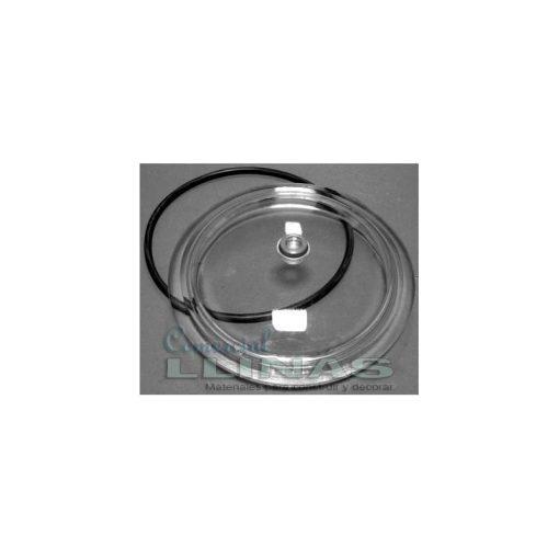Tapa transparente y junta filtro Cantabric AstralPool
