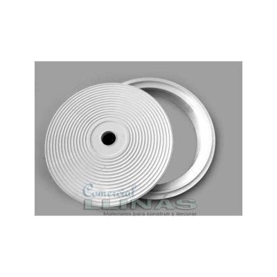 Tapa y aro circular skimmer AstralPool