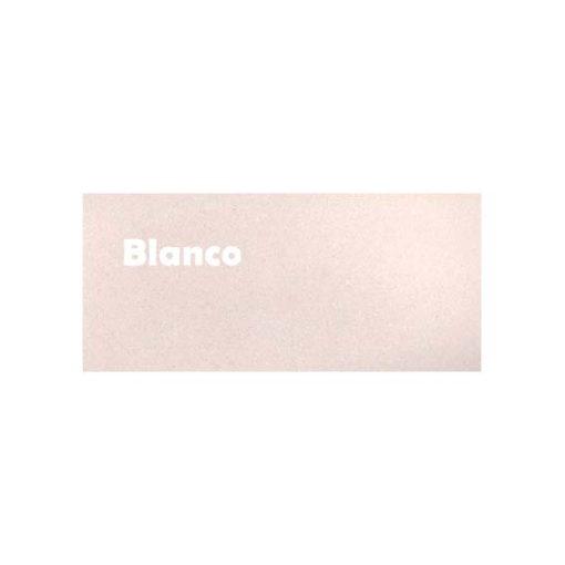 Weber floor print blanco